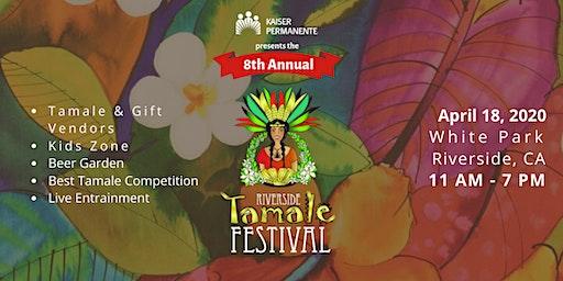 8th Annual Riverside Tamale Festival