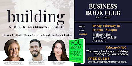 Business Book Club tickets