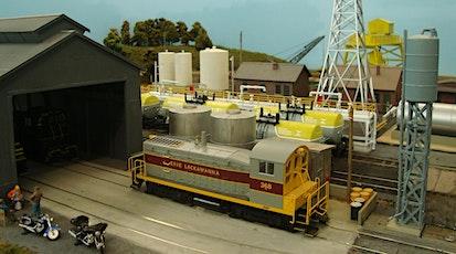 2020 Model Railway Exhibition tickets
