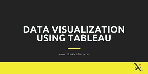 Data Visualization using Tableau