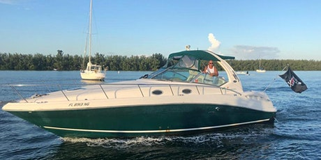 MIAMI FLORIDA #1 YACHT CHARTERS tickets