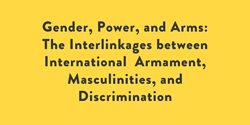 Gender, Power, and Arms