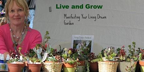 Build a Living Dream Garden with Helen Sherry PhD tickets