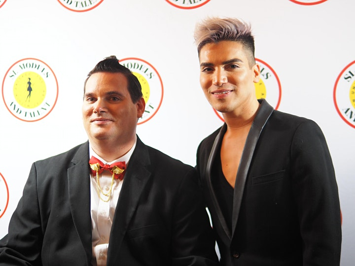 LIVE Red-Carpet Masquerade Party & Expo image