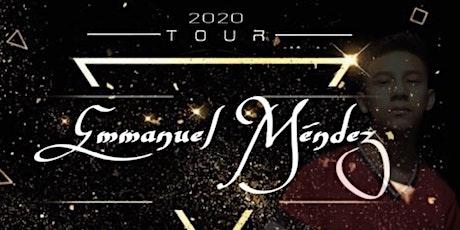 Emmanuel Mendez En CDMX entradas