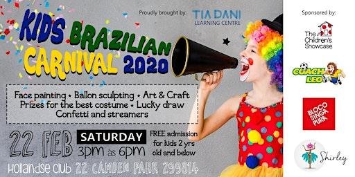 KIDS BRAZILIAN CARNIVAL 2020