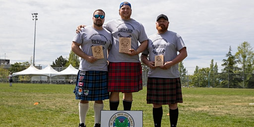 157th Victoria Highland Games- Heavy Events registration