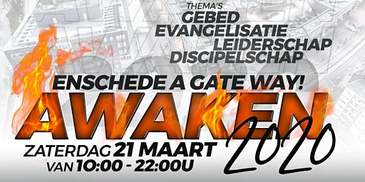AWAKEN 2020. Enschede a Gateway
