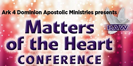 Matters of the Heart Conference - 2020 tickets