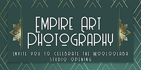 Empire Art Photography Studio opening tickets