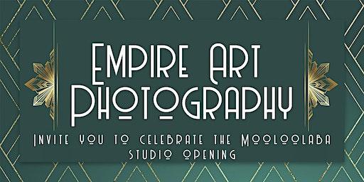 Empire Art Photography Studio opening