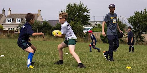 Half Term GrassRoots Rugby Camp - Brixham RFC