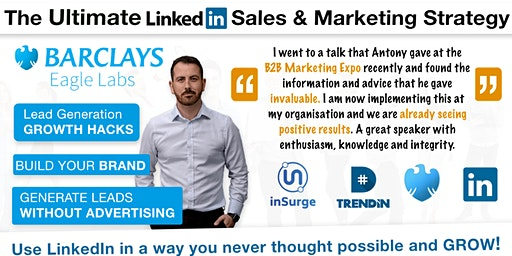 The Ultimate Linkedin Sales and Marketing Strategy