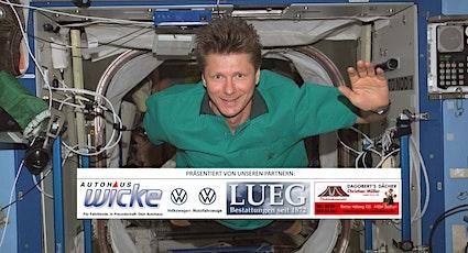879 Tage im Weltall - Ein Abend mit Rekordraumfahrer Gennadi Padalka Tickets