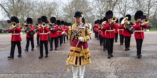 St David's Day Concert with the Band of the Welsh Guards