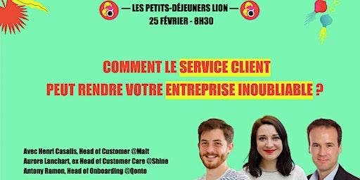 Comment le service client peut rendre votre entreprise inoubliable ?