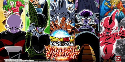 Dragon Ball Super Card Game Serie 9 Avant-première !