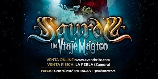 Z! Live Presenta: Saurom en el Teatro