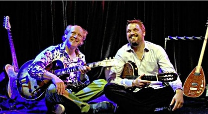 The Guitar Project - Pete Oxley and Nick Meir tickets