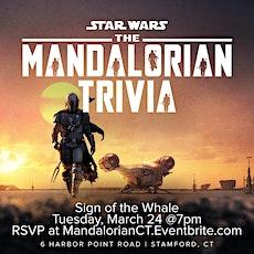 The Mandalorian Trivia tickets