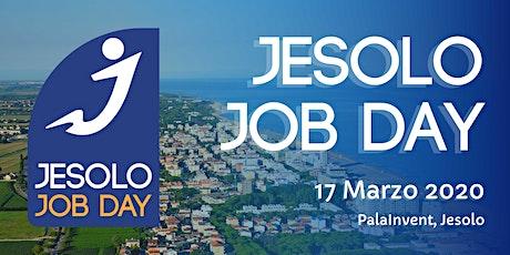 JOB DAY 2020 - 17 marzo - PalaInvent Jesolo biglietti