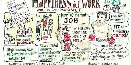 Workshop Happiness at Work by Fondazione Brodolini biglietti
