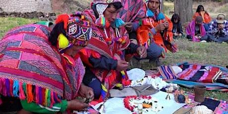 PACHAMAMA ZEREMONIE - Q'ero Inka-Schamanen - Meister des Lichts aus Peru Tickets