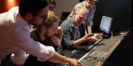 OPEN STUDIO DAY @ Abbey Road Institute Frankfurt
