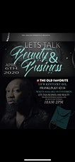 Lets Talk Beauty and Business tickets