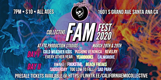 $10 Day 2 Fam Fest Ticket