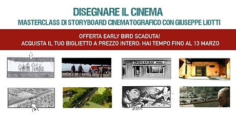 TERMINATO - Masterclass Giuseppe Liotti - EARLY BIRD TERMIN ATO biglietti