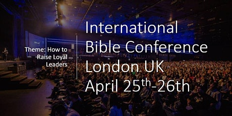 International Bible Conference tickets