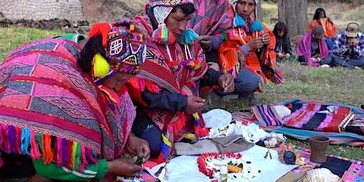Pachamama Zeremonie - Q'ero Inka-Schamanen - Meister des Lichts aus Peru