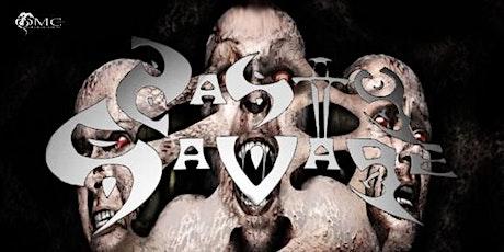 Nasty Savage + support tickets