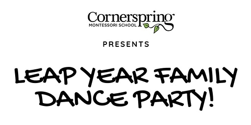 Leap Year Family Dance Party