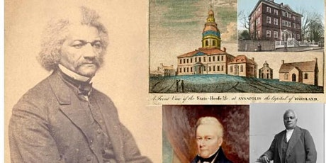 Walking Tour: Lost History of Frederick (Bailey) Douglass in Annapolis tickets