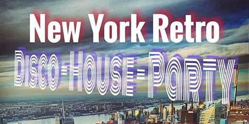 New York Retro Disco House Party with DJ Ed The Red