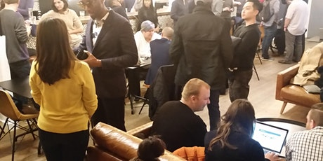 Entrepreneurs' Networking + 30 Secs Sales Pitch tickets