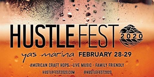 HustleFest 2020 @ Yas Marina, Abu Dhabi - United Arab Emirates