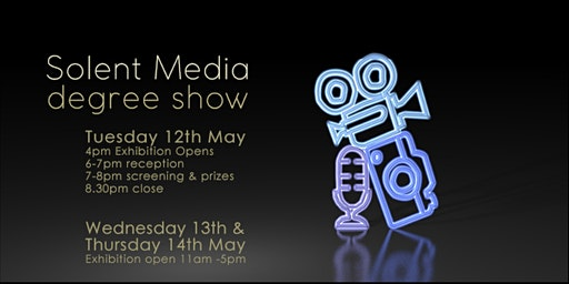 Solent Media End of Year Degree Show