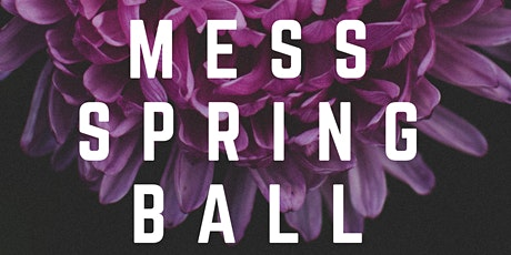 NGH Mess Spring Ball 2020 tickets