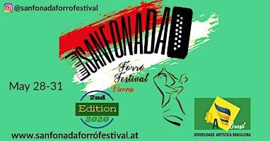 Sanfonada Forró Festival Vienna - 2nd edition!