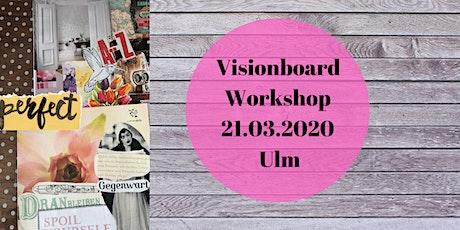 Visionboard Workshop - Mache 2020 zu DEINEM Jahr! Tickets