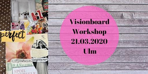 Visionboard Workshop - Mache 2020 zu DEINEM Jahr!