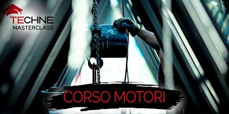 Corso MOTORI tickets