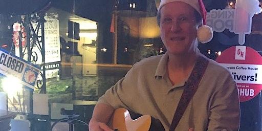 Bill Long at Grayson Coffee House