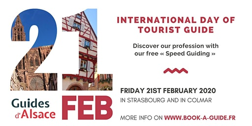 Free « Speed Guiding » in Colmar