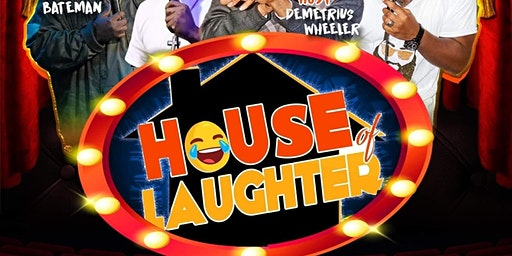 Laugh Out Loud Comedy Show