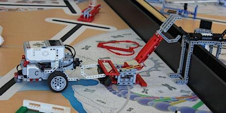 BVPAGE 2020  Robotics Camp Week 1 June 8-12 1:00-4:00 EV3 (grades 4-7) tickets
