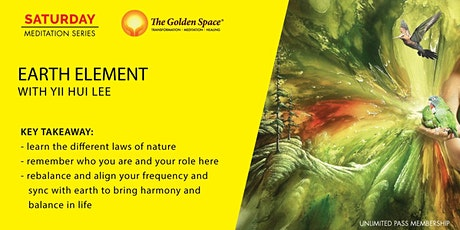 Earth Element Meditation tickets